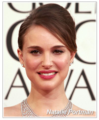 Natalie Portman hairstyles